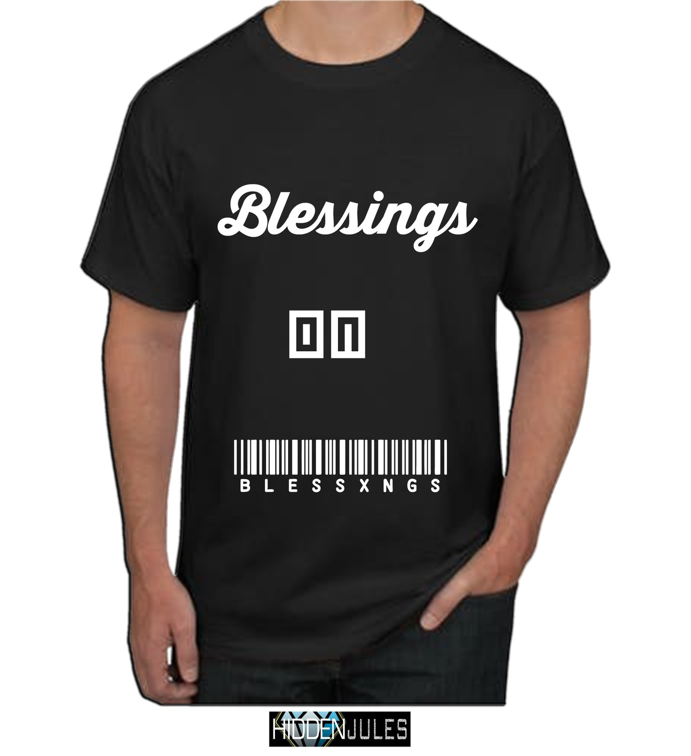 SHIRT: Blessings On Blessxngs (Premium Quality)