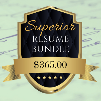 Superior Resume Bundle