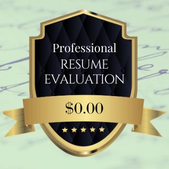 Resume Evaluation