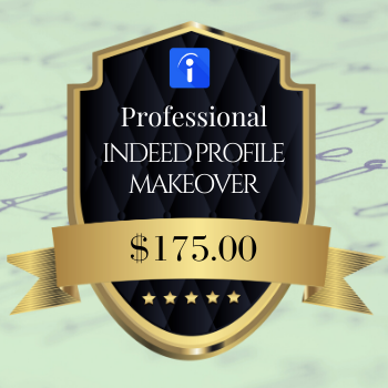 Indeed Profile Makeover