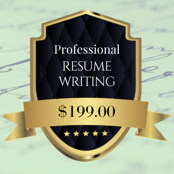 Professional Resume Writing ONLY