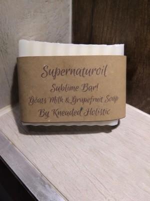 Sublime! Goats Milk and Grapefruit Bar