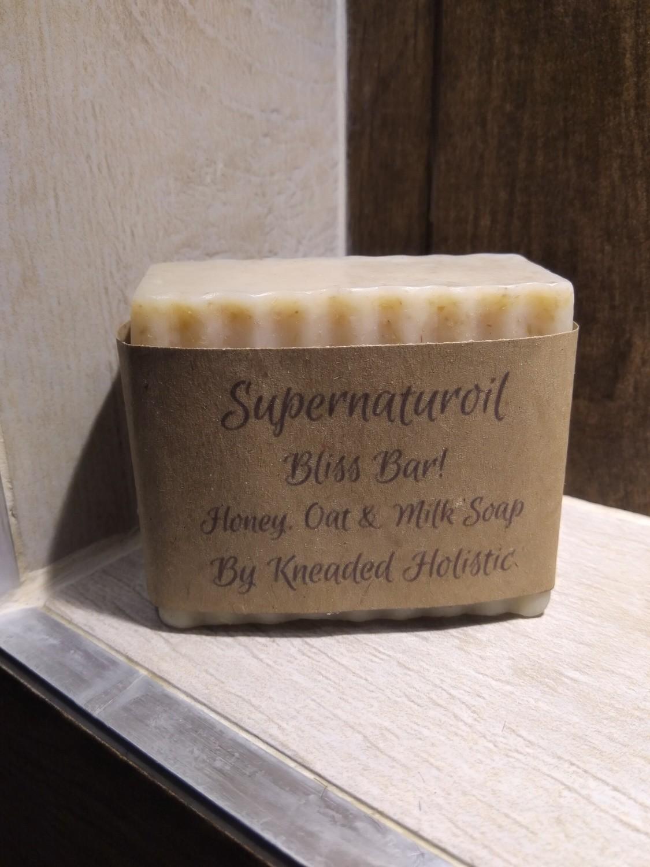 Bliss! Honey, Oat and Milk Soap Bar