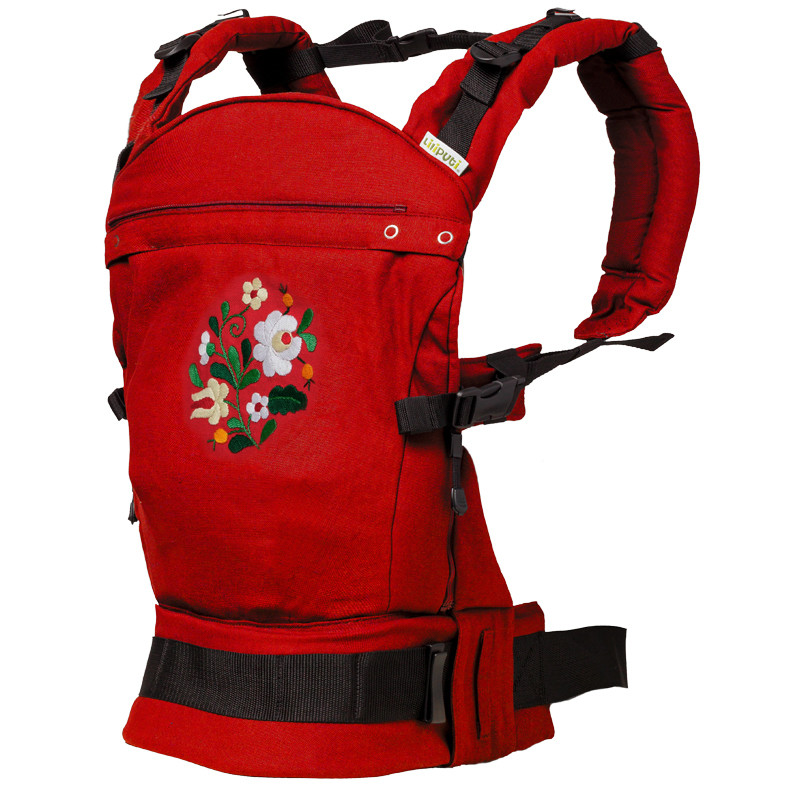 Matyo Rouge buckle carrier
