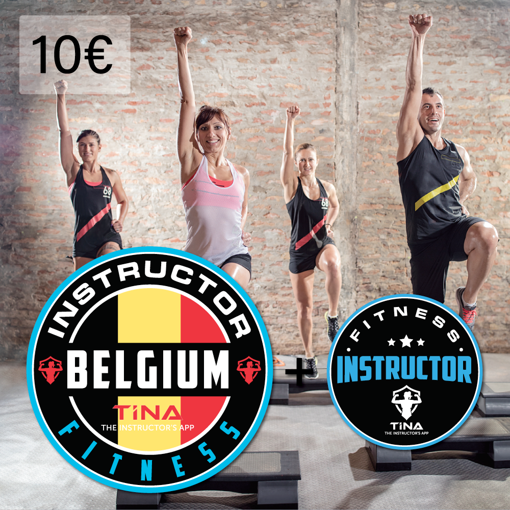 Belgium Instructor Patch (pre-order) 1+1 FREE