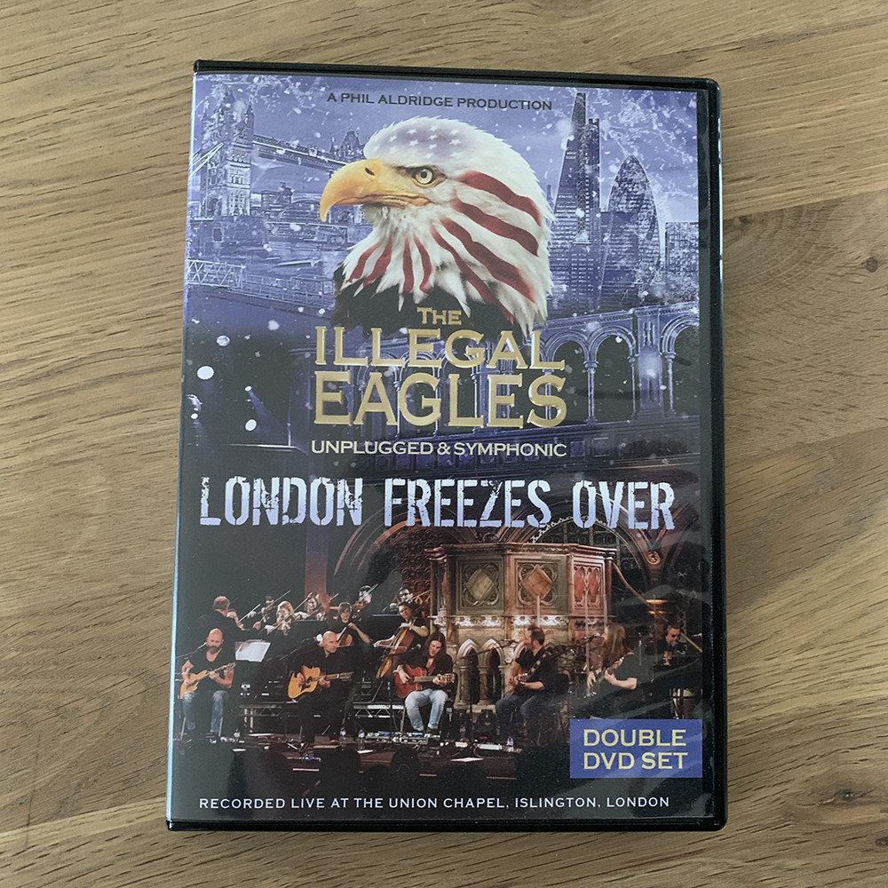 London Freezes Over - Double DVD Set