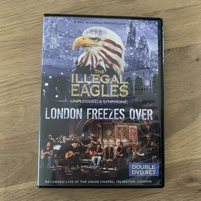 London Freezes Over - Double DVD Set