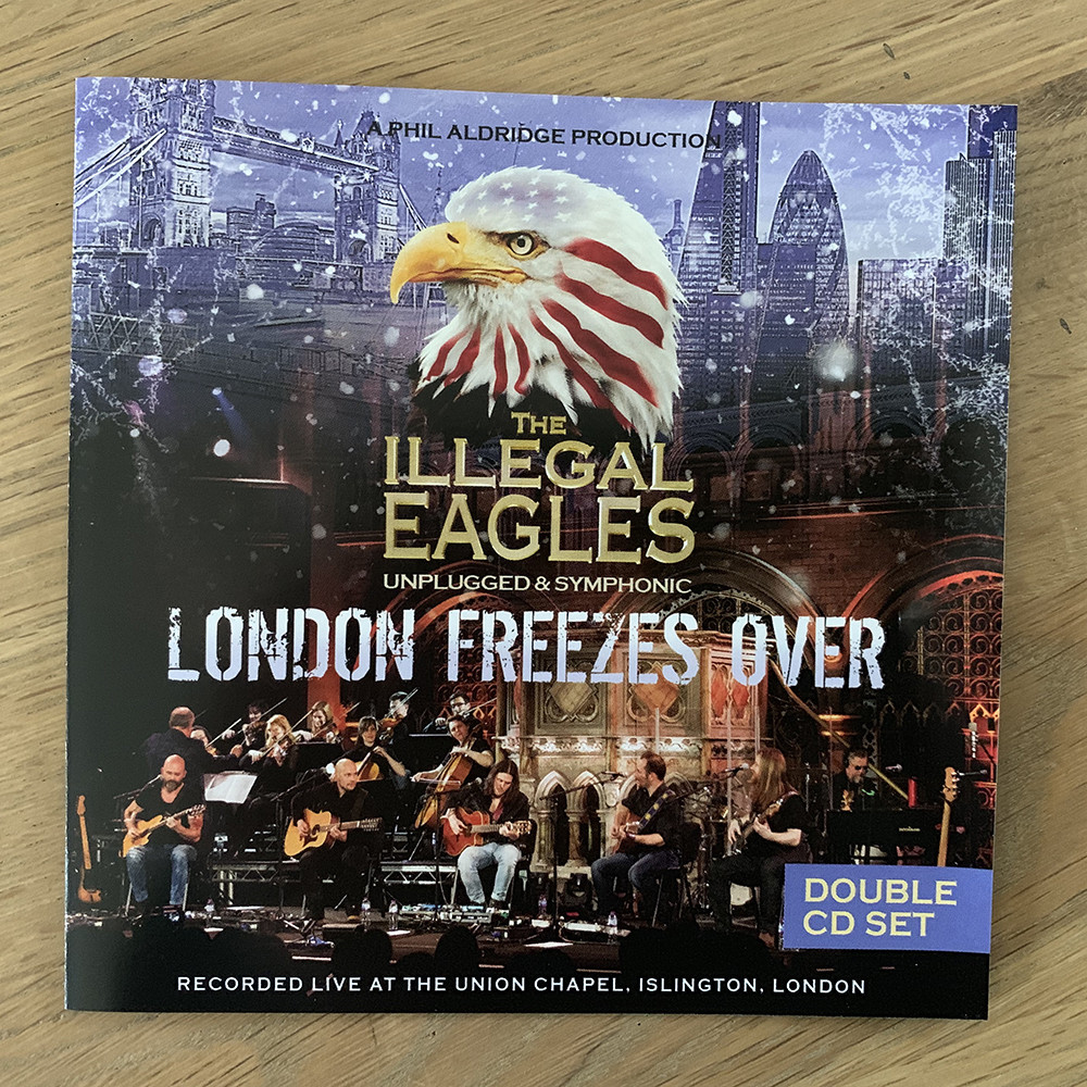 London Freezes Over - Double Audio CD Set