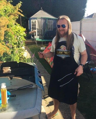 BBQ Apron - NOW JUST £10!