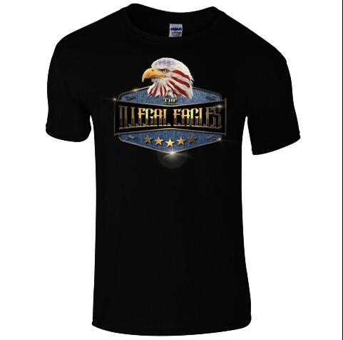 Tee Shirt Black - with 2019 Vintage Logo