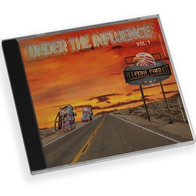 PRE-ORDER NOW! - UNDER THE INFLUENCE - NEW CD Album Vol 1