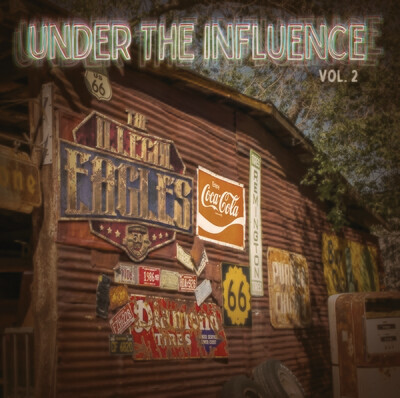 NEW! - UNDER THE INFLUENCE - NEW CD Album Vol 2