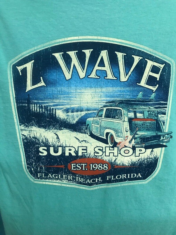 Men's Z Wave T Shirt - BEST SELLER !