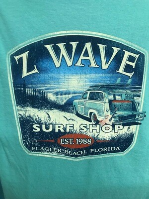 Men's Z Wave T Shirt - BEST SELLER !