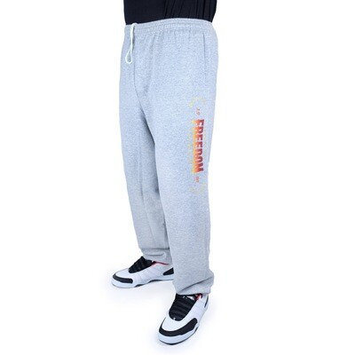 Freedom Live To Skate Sweatpant Light Steel