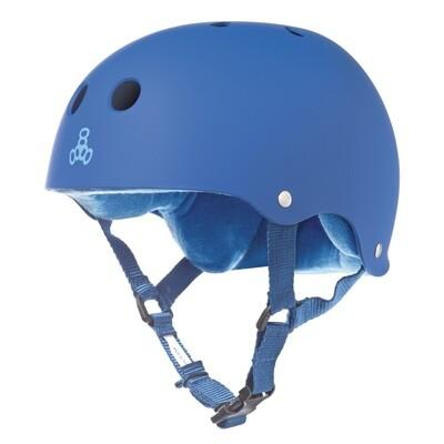 Triple Eight Helmet X-Small Blue/Blue