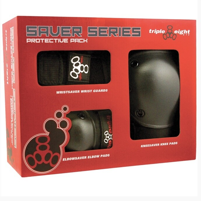 Triple Eight Saver Series Pad Pack