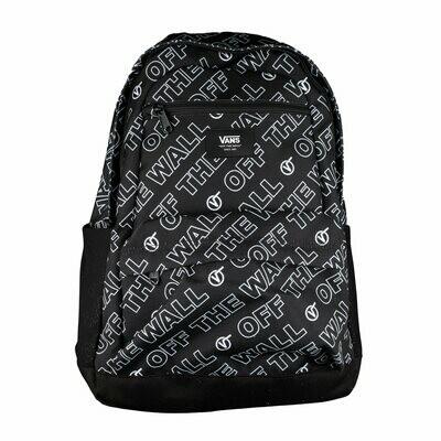 Vans Startle Backpack Black Printed