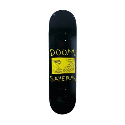 Doomsayers Hands 8.25