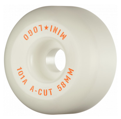 Mini Logo A-cut 58mm 101A