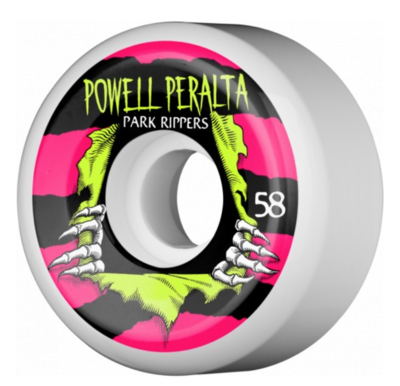Powell Park Rippers 58mm