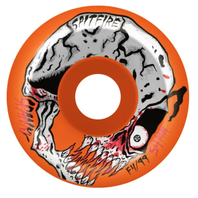 Spitfire Formula 4 Conical Full Spanky 52mm 99