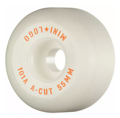 Mini Logo 55mm A-Cut 101a