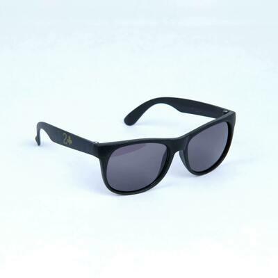 Lowcard Logo Sunglasses Black