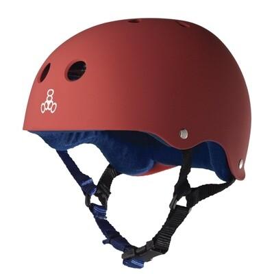 Triple Eight Helmet Medium Red/Blue