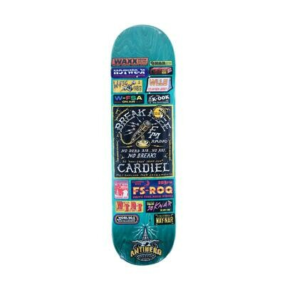 Anti Hero Cardiel Boardcasting 8.62