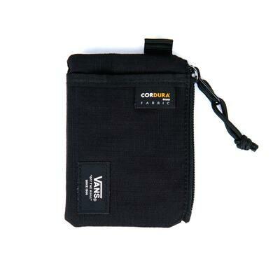 Vans Pouch Wallet Black Cordura