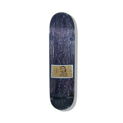 """Krooked Sebo Dried Out Embossed 8.06"""""""