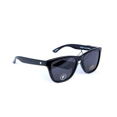 Glassy Deric Polarized Black