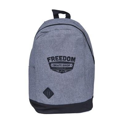 Freedom Basics Backpack Graphite/Black