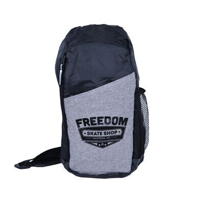 Freedom Daily Slingpack Graphite/Black