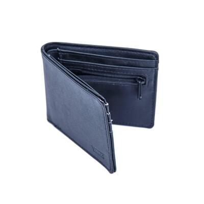 Vans Drop V Bifold Wallet Black