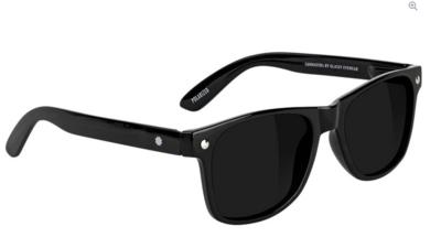 Glassy Leonard Polarized Black