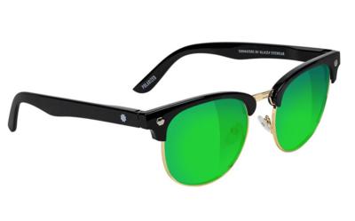 Glassy Morrison Polarized Black/Green