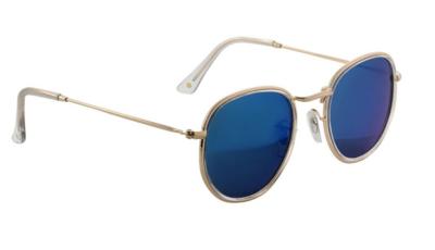 Glassy Hudson Polarized Clear/Blue
