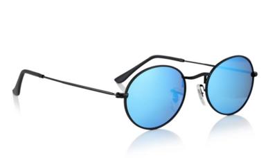 Glassy Cambell Polarized Black/Blue