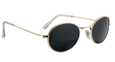 Glassy Cambell Polarized Gold