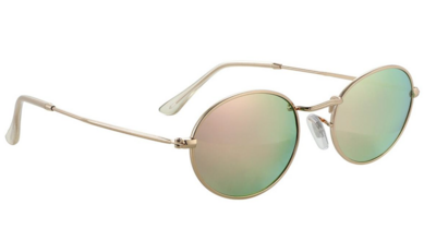 Glassy Cambell Polarized Gold/Pink