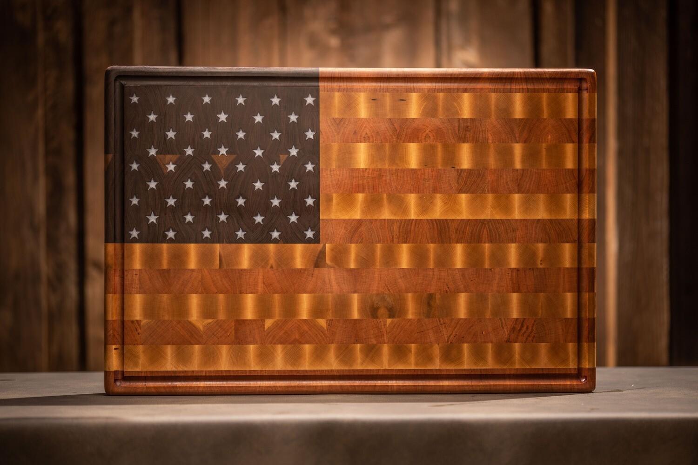 American, XL