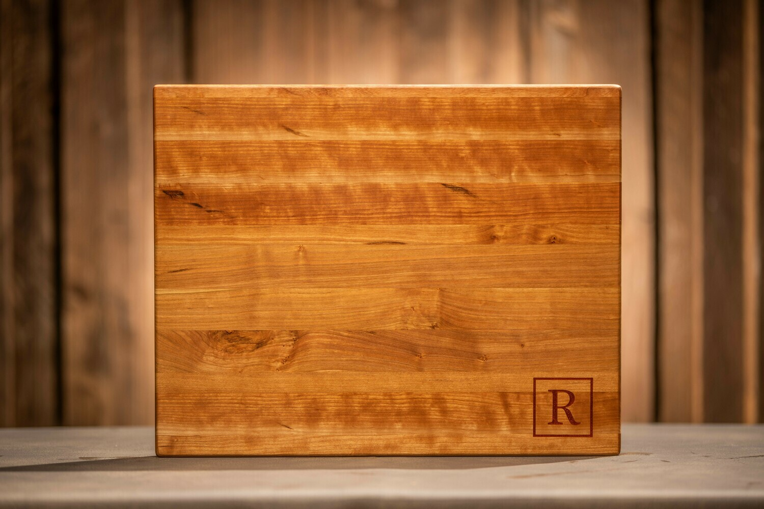 STOCK : Large Utility Board - Cherry