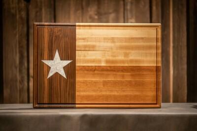 STOCK : XL Beef, Long Grain - Texas