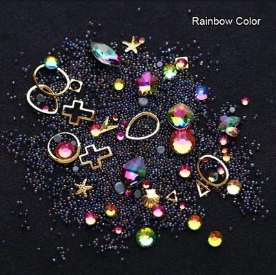 Boitier surprise rainbow