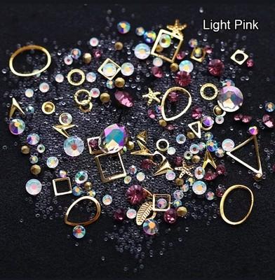 Boitier surprise light pink