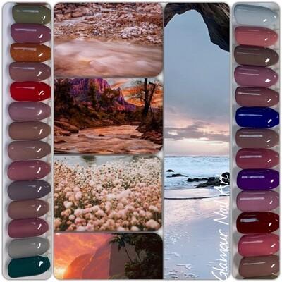Poudre GNA  Collection Sunset Landscape à l'unité