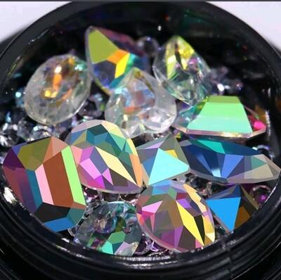 Bijoux cristal AB