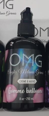 Crème à main OMG Gomme Balloune